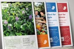 Dundee Botanic Garden A2 digital printed posters