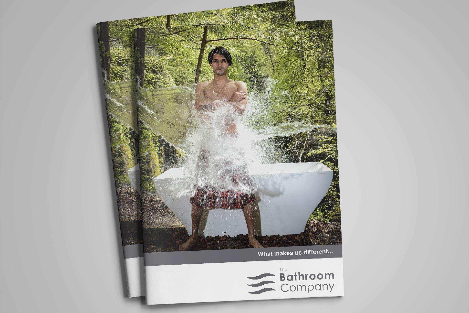 the bathroom company, perth | winter and simpson print