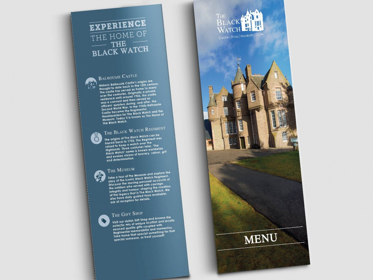 Home winter and simpson print delivering high quality the black watch digitally printed menu reheart Image collections